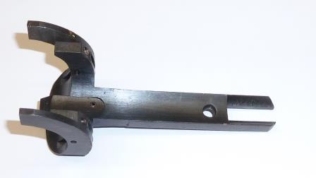Forend iron with cocking dog
