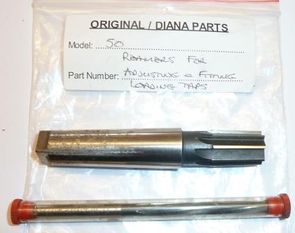 Diana Model 50 loading tap reamers.