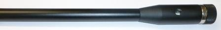 Carbine barrel .22 With complete shroud, silencer adaptor and thread protector.
