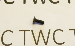 Forend stock screw