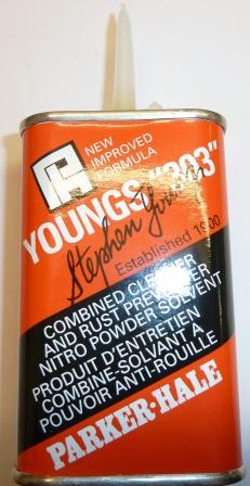 Parker-Hale Youngs 303 125ml Tin