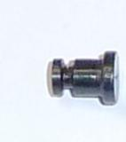 Auxiliary sear stop pin