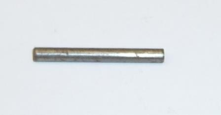 Ejector retaining pin