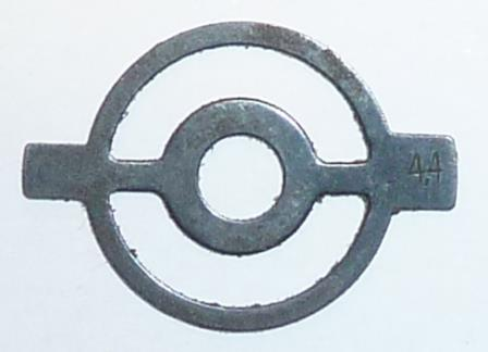 Foresight Element 4.4mm Centre Ring.