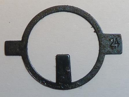Foresight Element 2.4mm wide post.