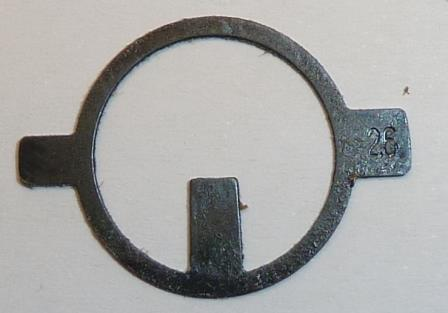 Foresight Element 2.6mm wide post.