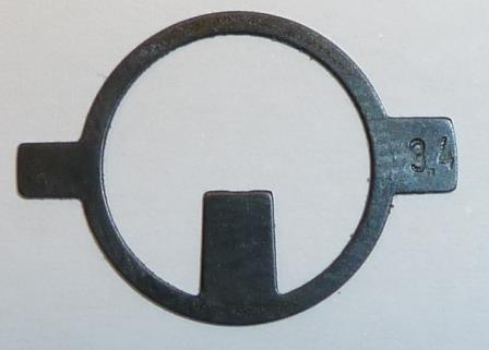 Foresight Element 3.4mm wide post.