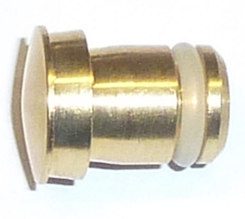 Filler hole plug - Brass